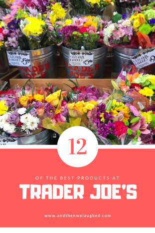 best products at Trader Joe's