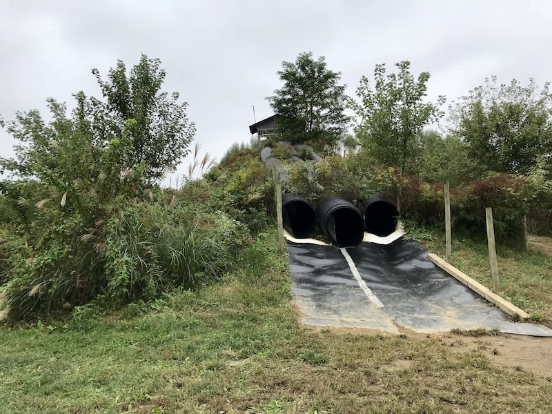 Great Country Farms slide