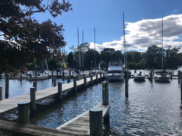 Ferry Point Yacht Club
