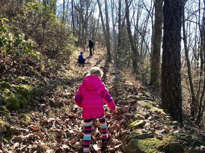 White Oak Trail Lost River State Park