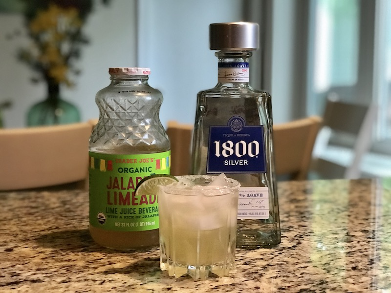 Japapeno Margarita