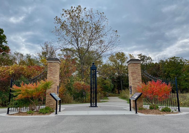 Fort Sheridan main gate