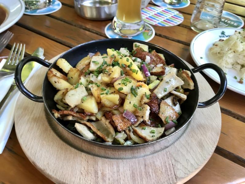 Austrian potatoes