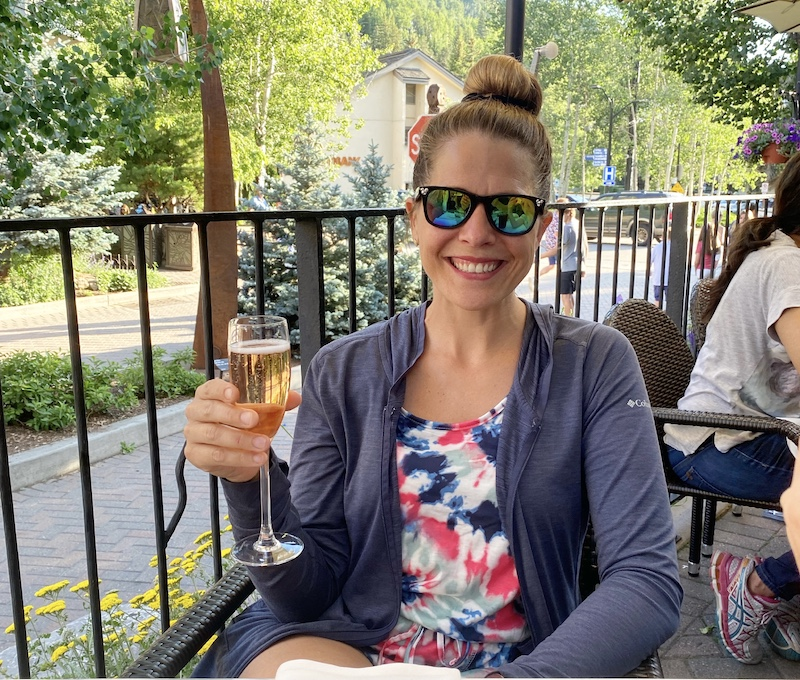 Woman in Vail